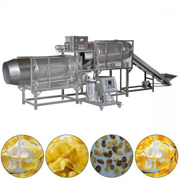 Cereals, Corn Flakes Machinery/ Extruder (SLG65/SLG85)