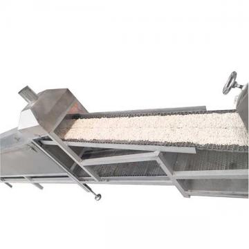 Fried Snack Making Machine Continuous Snacks Frying Machine