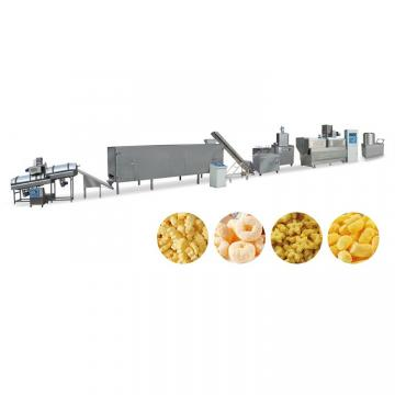 Small Corn Puff Extruder Snack Machine Expand Corn Snacks Food Machinery Production Line Price